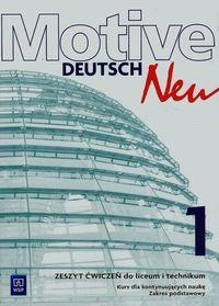 Motive - Deutsch Neu 1 ćw. ZP w.2015 WSiP