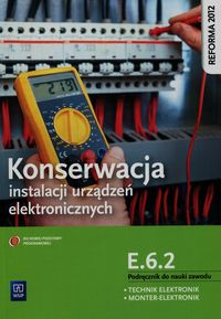 Konserwacja ins. urz. elektrycznych Kw.E.6.2