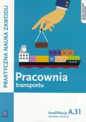 Pracownia transportu. Technik logistyk. Kwal.A.31