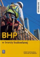 BHP w branży budowlanej WSIP