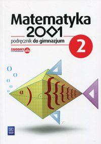 Matematyka 2001 GIM 2 Podr. w.2016 WSiP