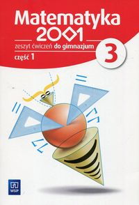 Matematyka 2001 GIM 3/1 ćw. WSiP
