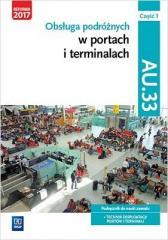 Obsługa podróżnych w portach i termin. AU.33 cz.1
