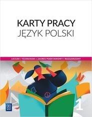 J.polski LO 1 Karty Pracy ZPiR WSiP