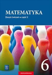 Matematyka SP 6/2 ćw. 2019 WSiP