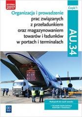 Tech. eksploatacji portów i terminali.Kwal.AU.34/1