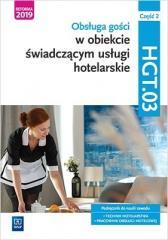 Obsługa gości. Kwal. HGT.03. Podr. cz.2 WSIP