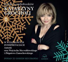 Kolekcja audiobooków Katarzyny Grocholi CD