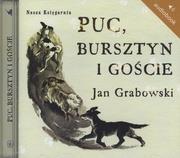 Puc, Bursztyn i goście audiobook