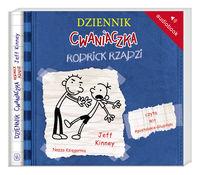 Dziennik cwaniaczka 2. Rodrick rządzi Audiobook