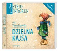 Astrid Lindgren. Dzielna Kajsa audiobook