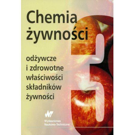 Chemia żywności t.3
