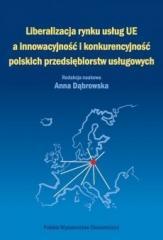 Liberalizacja rynku usług UE a innowacyjność...