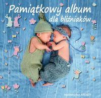Pamiątkowy album dla bliźniaków