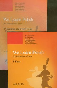 We learn polish. An Elementary Course. 1 Texts + 2