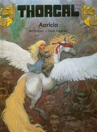 Thorgal. T.14. Aaricia TW