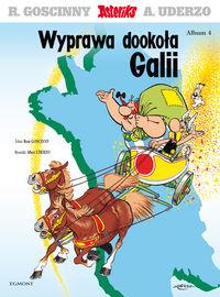 Asteriks. Album 04 Wyprawa dookoła Galii