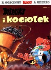 Asteriks. Album 13 Asteriks i kociołek