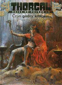 Thorgal - Kriss de V. T.3 Czyn godny królowej