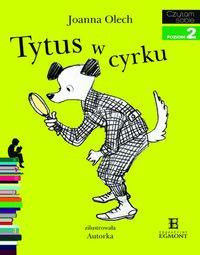 Czytam sobie - Tytus w cyrku