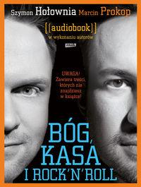 Bóg, kasa i rock'n'roll audiobook
