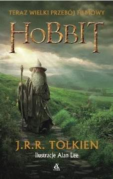 Hobbit - J. R. R. Tolkien -