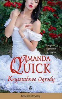 Kryształowe Ogrody - Amanda Quick