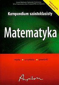 Kompendium szóstoklasisty. Matematyka