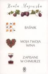 Pakiet: Baśnik/Moja twoja wina/Zapisane w chmurze