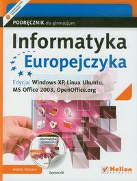 Informatyka Europejczyka GIM XP podr w.2012