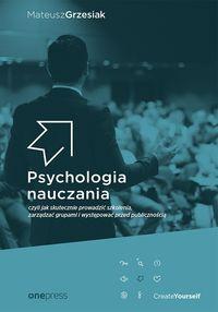 Psychologia nauczania TW
