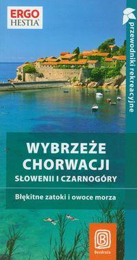 Wybrzeże Chorwacji Słowenii i Czarnogóry