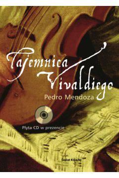 Tajemnica Vivaldiego   CD