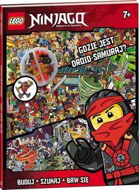 LEGO ® Ninjago. Gdzie jest Droid-Samuraj?