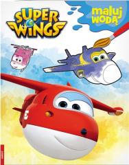 Super Wings. Maluj Wodą