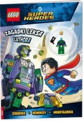 Lego DC. Super Heroes .Zagadki Leksa Luthora