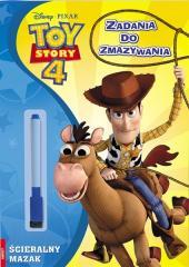 Toy Story 4. Zadania do zmazywania