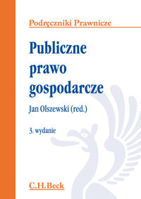 Publiczne prawo gospodarcze - Jan Olszewski