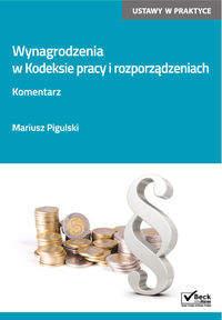 Wynagrodzenia w Kodeksie pracy i rozporządzeniach Komentarz