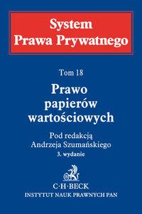 SPP T.18 Prawo papierów wartościowych