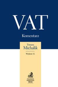 VAT. Komentarz