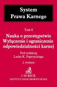 SPK T.4 Nauka o przestępstwie w.2