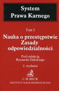 SPK T.3 Nauka o przestępstwie w.2