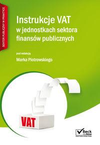 Instrukcje VAT w jednostkach sektora finansów pub.