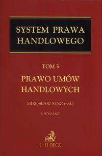 Prawo umów handlowych T.5 Prawo...