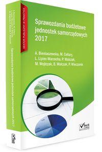 Sprawozdania budżetowe jednostek samorząd. 2017