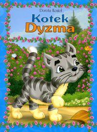 Seria futrzana - Kotek Dyzma oprawa broszurowa