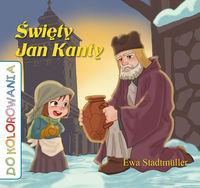 Do kolorowania - Święty Jan Kanty