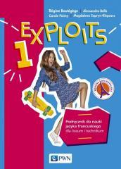 Exploits 1 Podręcznik do nauki języka francuskiego