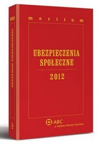 Meritum Ubezpieczenia Społeczne 2012